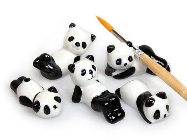 "Pinselablage ""Panda"""