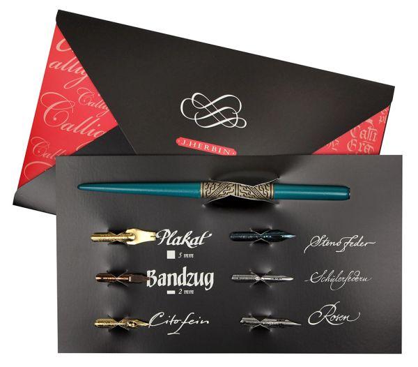 Calligraphy Set, black