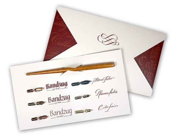 Schreib- und Kalligrafieset