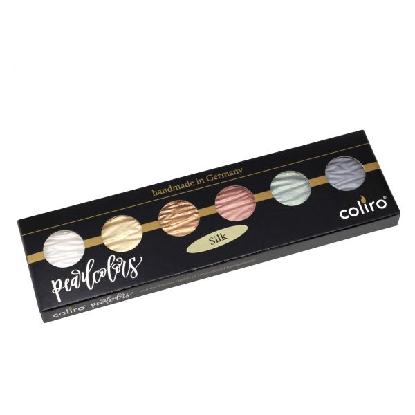 coliro Pearlcolor Set Silk