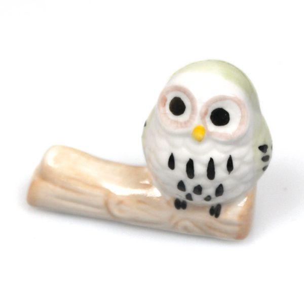 """Brush Rest """"Owl"""""""