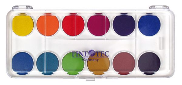 12 Deckfarben