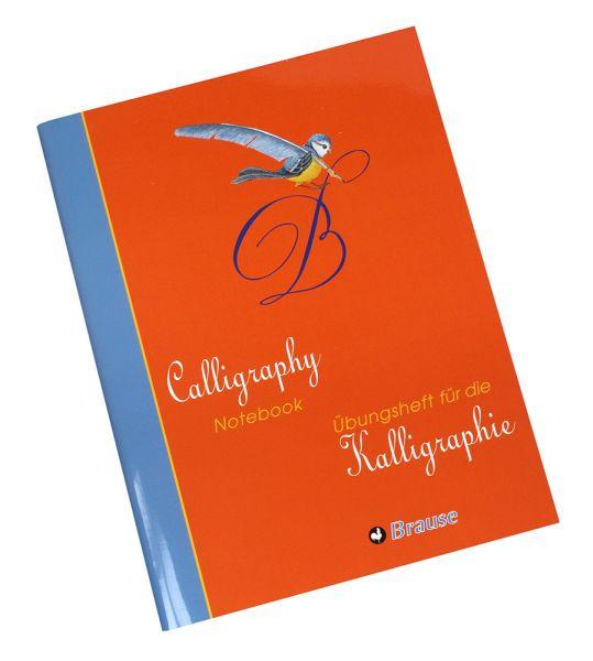 Kalligrafie Übungsheft